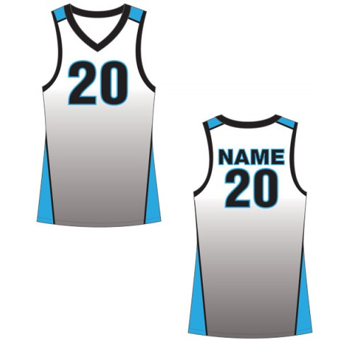 Women's Tank Top Majestic Basketball Jersey