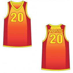 Men's Tank Top Caliente Basketball Jersey