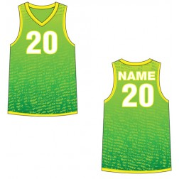 Men's Tank Top Chaos Basketball Jersey