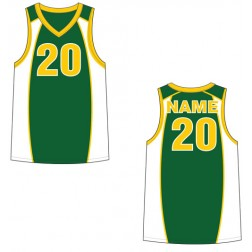 Men's Tank Top Conquest Basketball Jersey