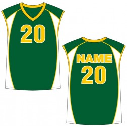 Men's Sleeveless Conquest Basketball Jersey