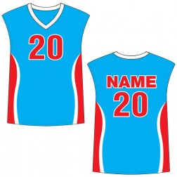 Men's Sleeveless Cyclone Basketball Jersey
