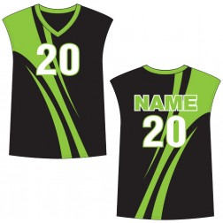 Men's Sleeveless Laguna Basketball Jersey