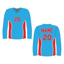 Men's Long Sleeve Cyclone Soccer Jersey