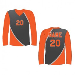 Men's Long Sleeve Dynamo Soccer Jersey