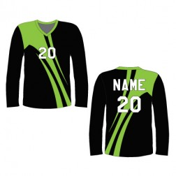 Men's Long Sleeve Laguna Soccer Jersey