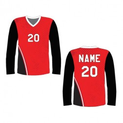 Men's Long Sleeve Legend Soccer Jersey