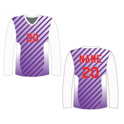 Men's Long Sleeve Libertas Soccer Jersey