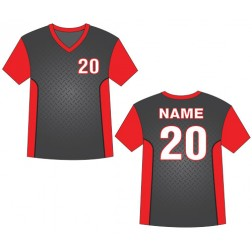 Men's Short Sleeve Turbo Soccer Jersey