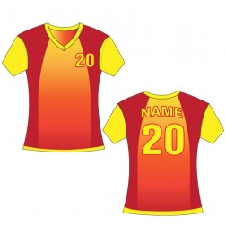 Women's Short Sleeve Caliente Soccer Jersey