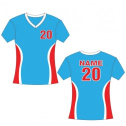 Women's Short Sleeve Cyclone Soccer Jersey