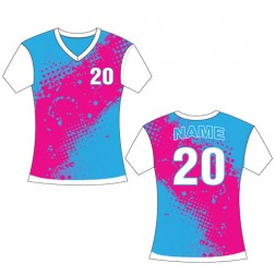 Women's Short Sleeve Hermosa Soccer Jersey