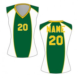 Women's Sleeveless Conquest Basketball Jersey