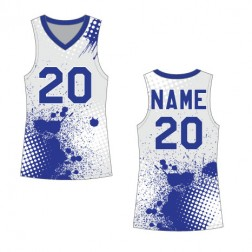 Women's Tank Top Storm Basketball Jersey