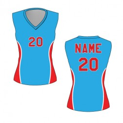 Women's Sleeveless Cyclone Basketball Jersey