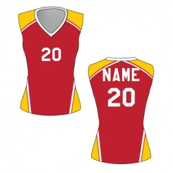 Women's Sleeveless Dominator Basketball Jersey