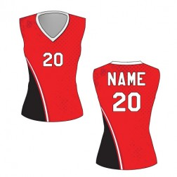 Women's Sleeveless Legend Basketball Jersey
