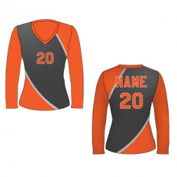 Women's Long Sleeve Dynamo Soccer Jersey