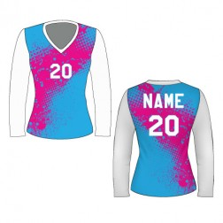 Women's Long Sleeve Hermosa Soccer Jersey