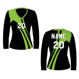 Women's Long Sleeve Laguna Soccer Jersey