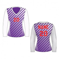 Women's Long Sleeve Libertas Soccer Jersey